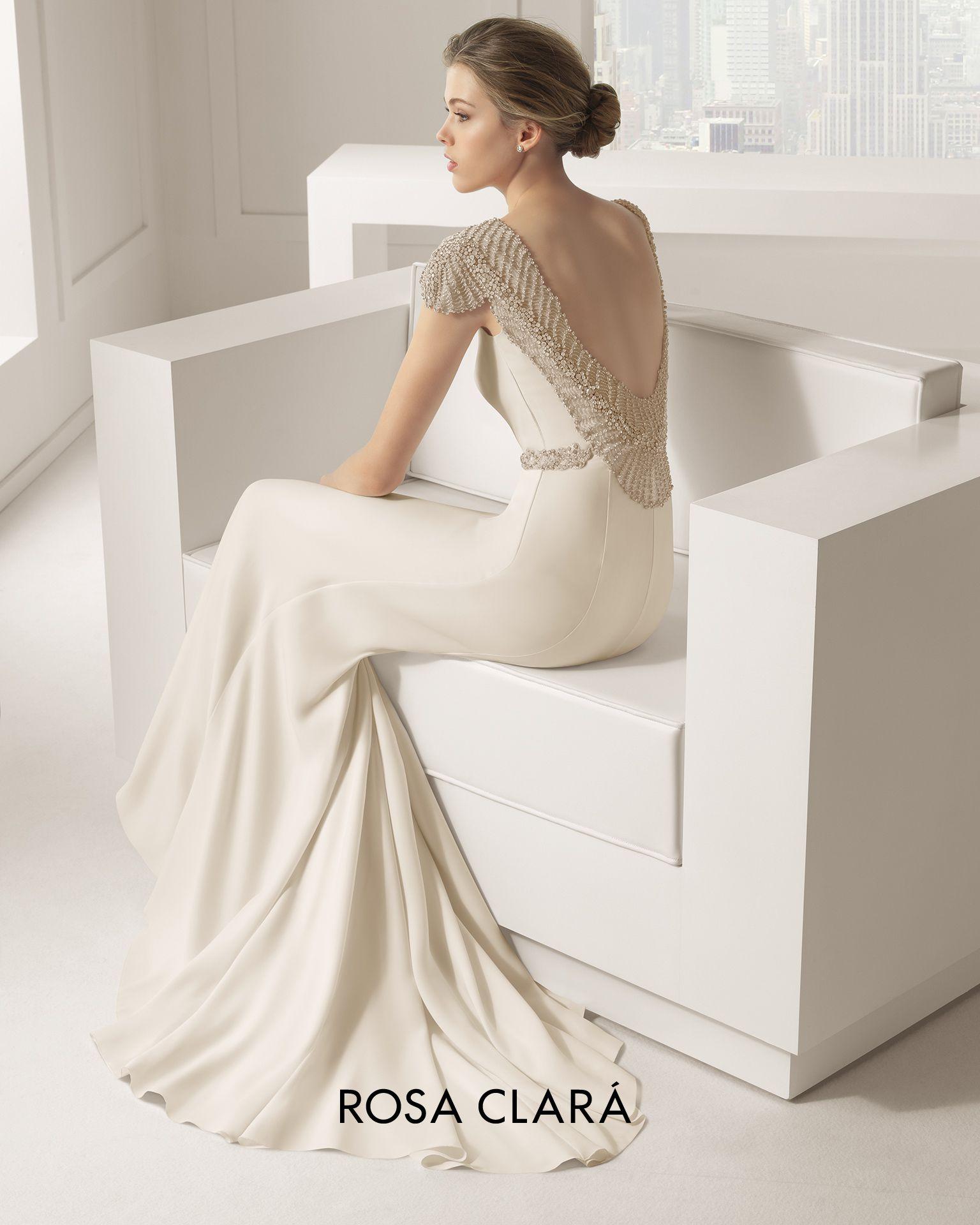 Rosa Clara Kolekce 2015 Spanish Fashion Info