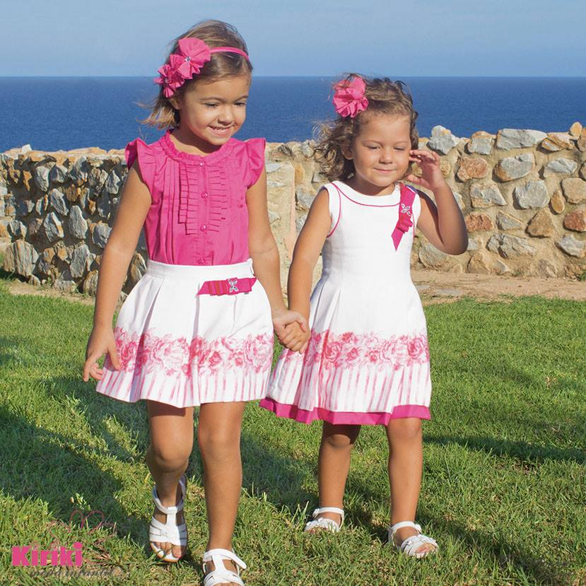 moda infantil kiriki 2016