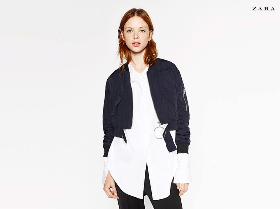 Zwangerschapskleding Zara.Zara Collectie Herfst Winter 2016 Spanish Fashion Info